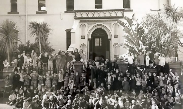 School History photo of whole school